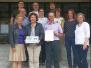 Verleihung des MINT Gütesiegels 2018 bis 2021 für das BG/BRG Weiz